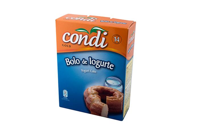Bolo de Iogurte Condi