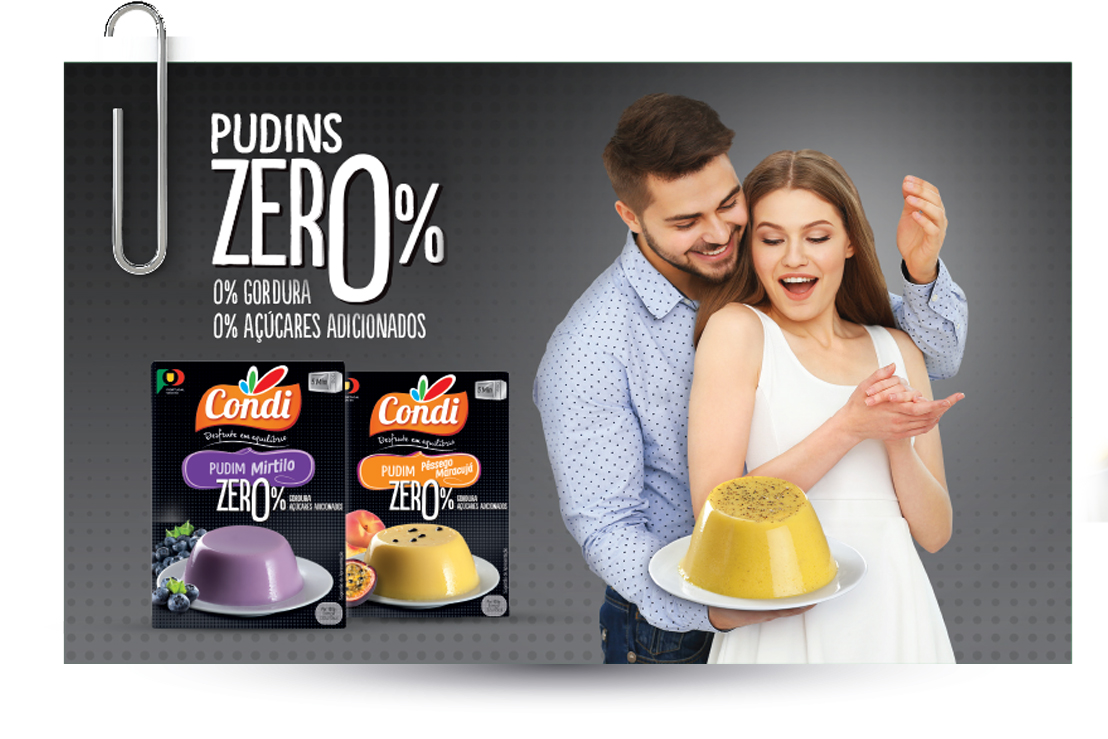 Pudins Zero Condi