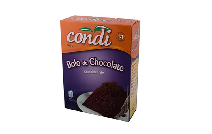 Bolo de Chocolate Condi
