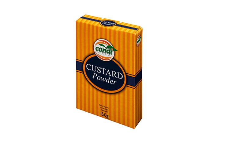 Creme Custard Baunilha Condi